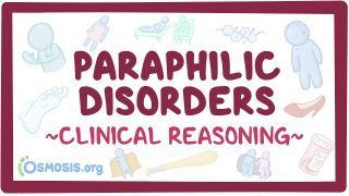 Video poster for Clinical Reasoning: Paraphilic disorders