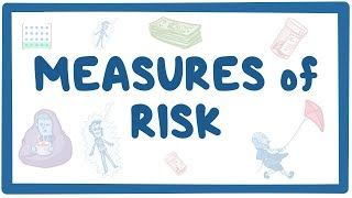 Video poster for Epidemiological measures of risk