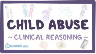 Video poster for Clinical Reasoning: Child abuse