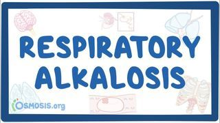 Video poster for Respiratory alkalosis