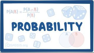 Video poster for Probability