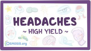 Video poster for High Yield: Headaches