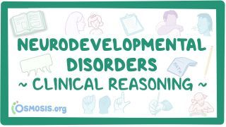 Video poster for Clinical Reasoning: Neurodevelopmental disorders