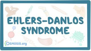 Video poster for Ehlers-Danlos syndrome