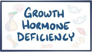 Video poster for Growth hormone deficiency