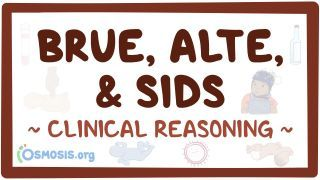 Video poster for Clinical Reasoning: BRUE, ALTE, and SIDS