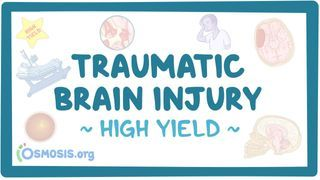 Video poster for High Yield: Traumatic brain injury