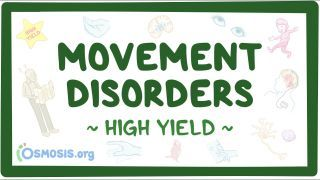 Video poster for High Yield: Movement Disorders
