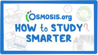 Video poster for Clinician's Corner: Tips on how to study smarter