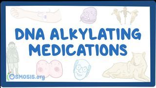 Video poster for DNA Alkylating medications
