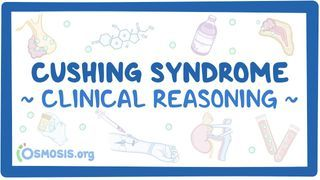 Video poster for Clinical Reasoning: Cushing syndrome