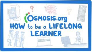 Video poster for Clinician's Corner: How to be a Lifelong Learner