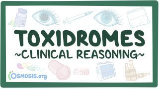 Video poster for Clinical Reasoning: Toxidromes