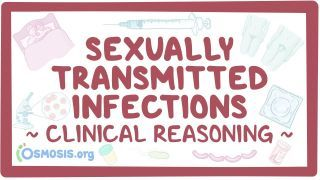 Video poster for Clinical Reasoning: Sexually transmitted infections