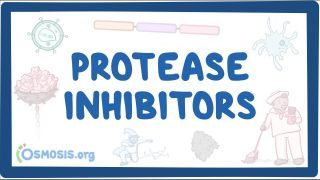 Video poster for Protease inhibitors