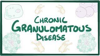 Video poster for Chronic granulomatous disease