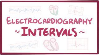 Video poster for ECG intervals
