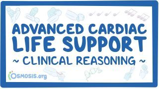 Video poster for Clinical Reasoning: ACLS