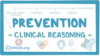 Video poster for Clinical Reasoning: Prevention