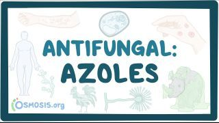 Video poster for Antifungal: Imidazoles