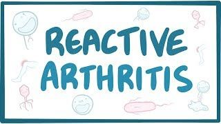 Video poster for Reactive arthritis