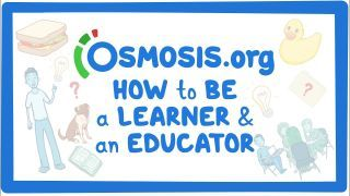 Video poster for Clinician's Corner: 3 Tips on how to be a Learner and an Educator