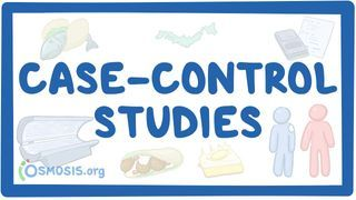 Video poster for Case-control study