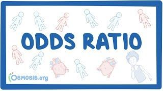 Video poster for Odds ratio