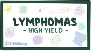 Video poster for High Yield: Lymphomas