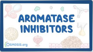 Video poster for Aromatase inhibitors