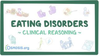 Video poster for Clinical Reasoning: Eating disorders