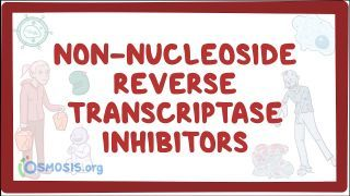 Video poster for Non-nucleoside reverse transcriptase inhibitors