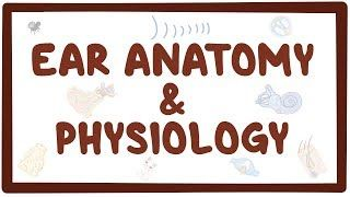 Video poster for Anatomy and physiology of the ear
