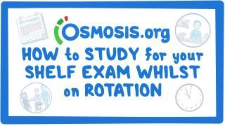 Video poster for Clinician's Corner: 3 study tips for SHELF exams and USMLE Step 2