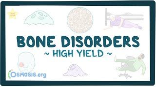 Video poster for High Yield: Bone Disorders