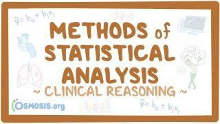 Video poster for Clinical Reasoning: Methods of statistical analysis