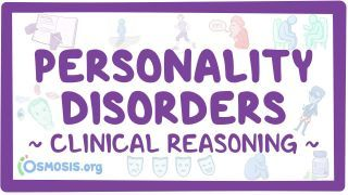 Video poster for Clinical Reasoning: Personality disorders