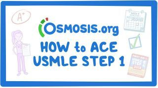 Video poster for Clinician's Corner: 5 steps to acing the USMLE step 1
