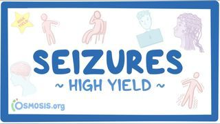 Video poster for High Yield: Seizures